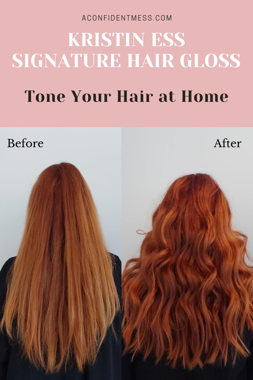 How Long Does A Hair Gloss Last