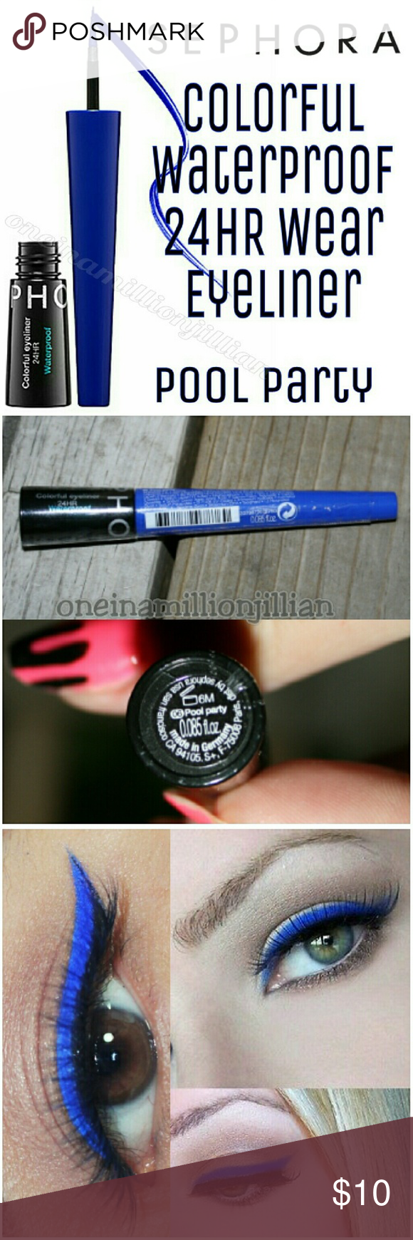 Colorful Waterproof Eyeliner 24 HR Wear by Sephora Collection #14