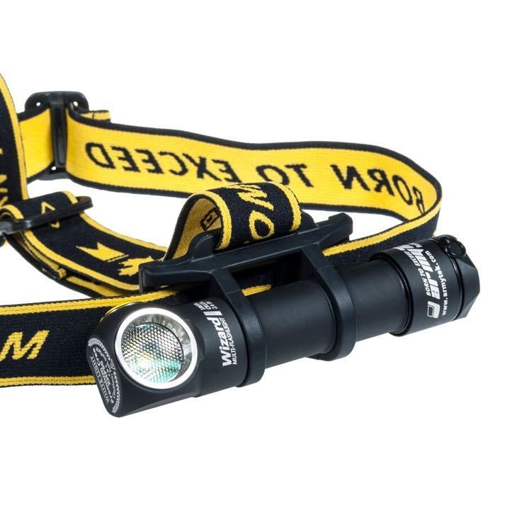 New Tailcap for Armytek Wizard Magnet USB Wizard Pro Magnet USB Headlight
