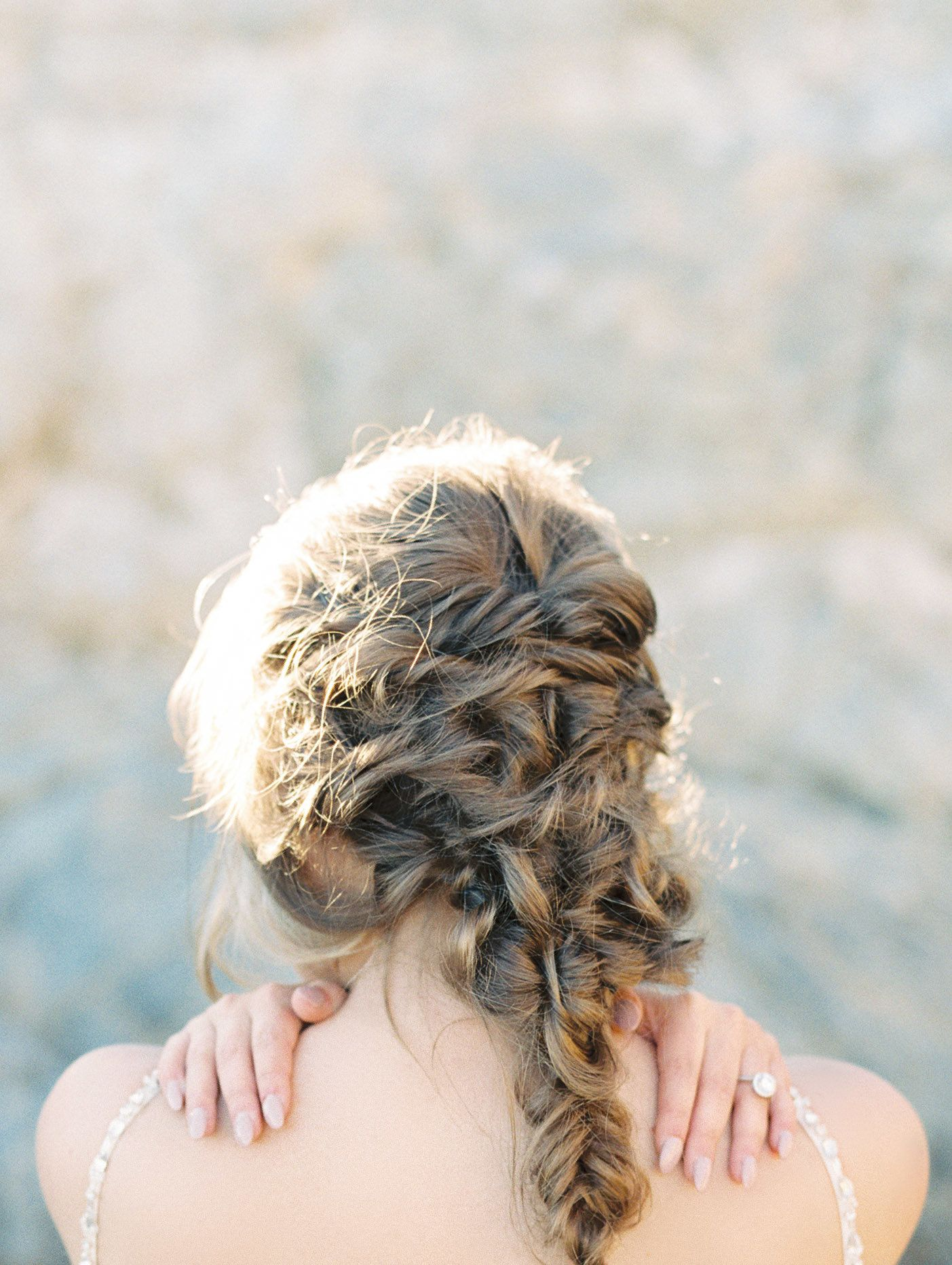 Captivating Southern California Beach Bridals | Southern california ...