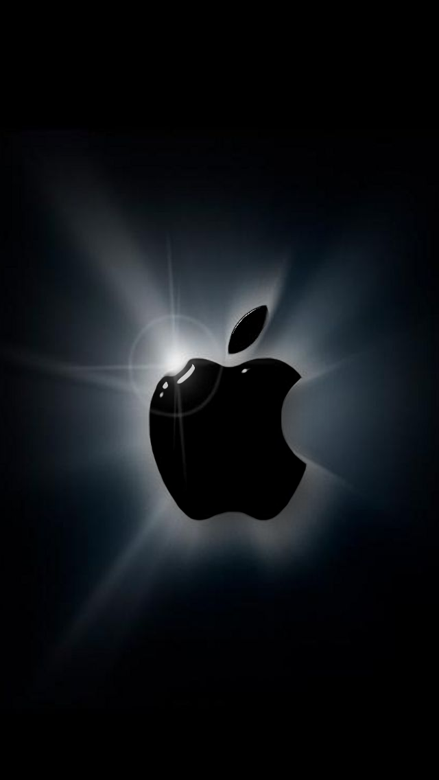 Black Light Apple Iphone 5s Hd Wallpapers Available For Free Download Apple Logo Wallpaper Iphone Apple Wallpaper Iphone Wallpaper Logo