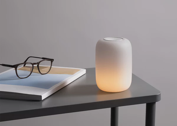 The Casper Glow Our Magical Light For Better Sleep Casper Glow Lamp Touch Lamp Portable Light