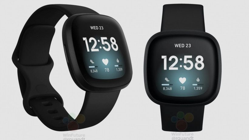 Fitbit Versa 3 Gps And Better Heart Rate Dominate Smartwatch Update In 2020 Fitbit One Fitbit Samsung Smart Watch