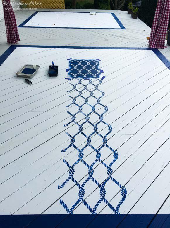 Deck U0026 Cover...A DIY Outdoor Space Makeover Story