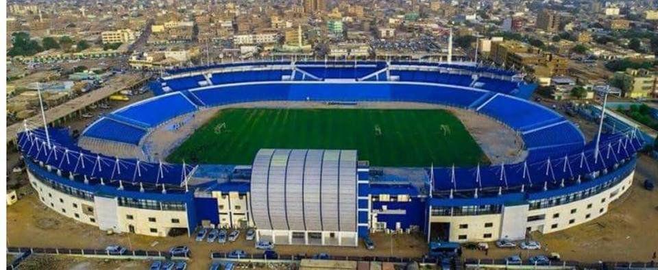 Al Hilal Stadium Estadio Futebol Futebol