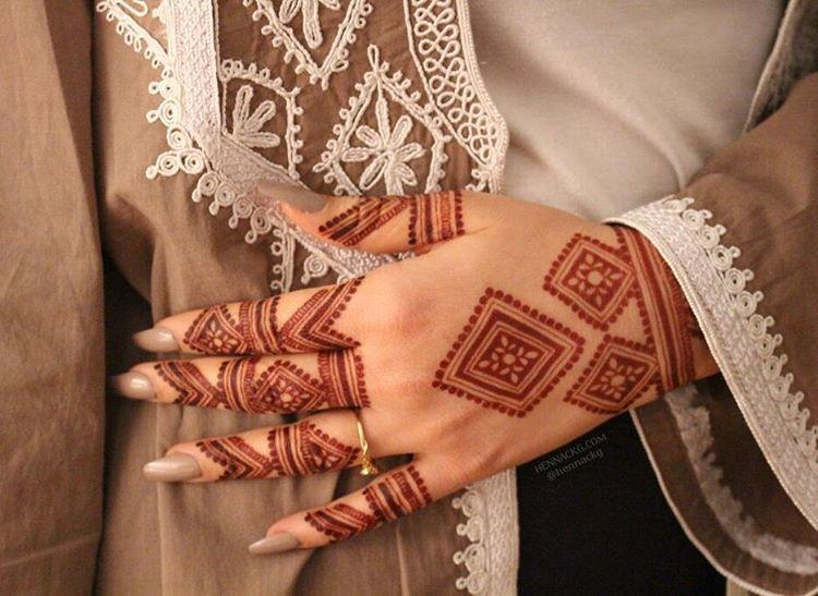Moroccan Mehndi Patterns : Pin by arthi krishna on mehndi hennas and