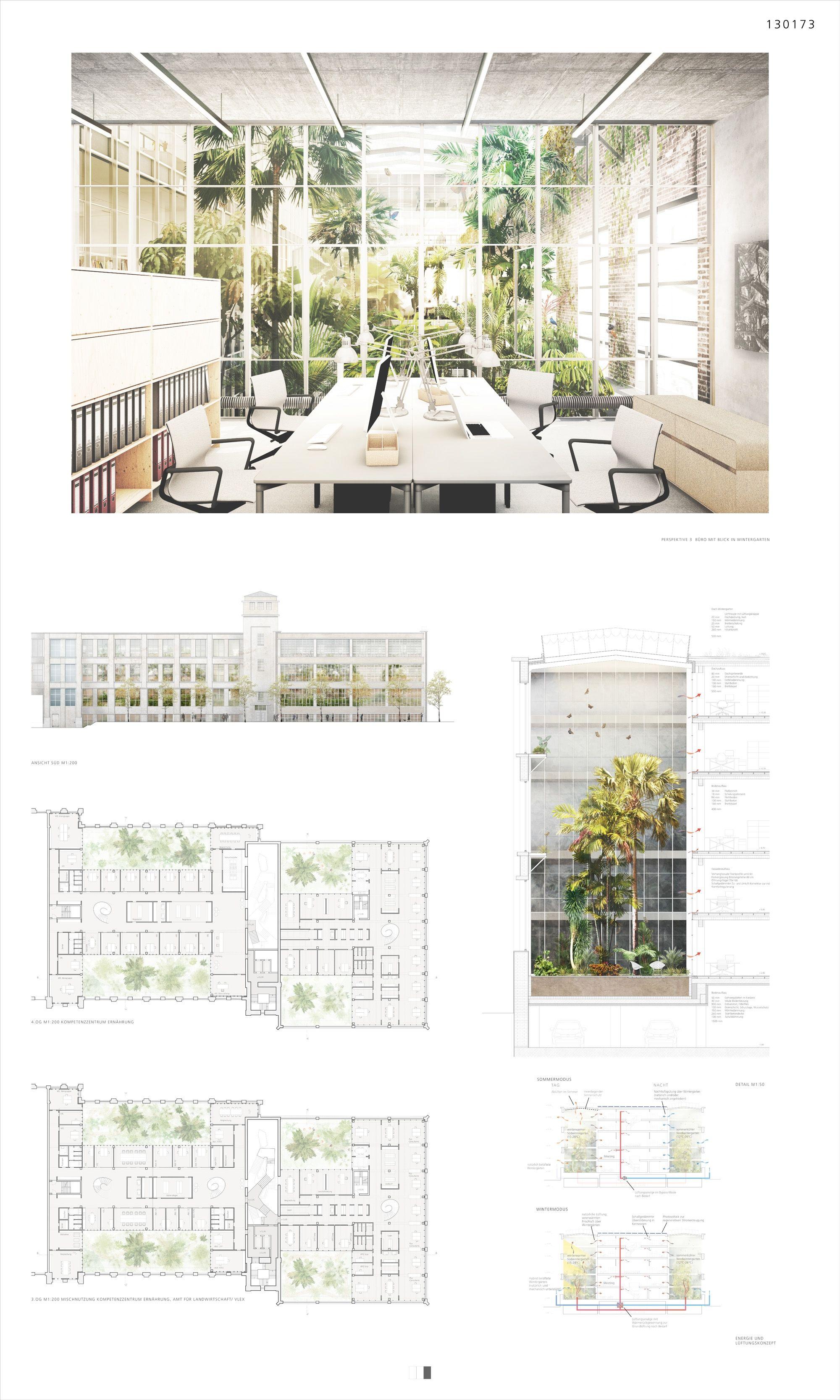 anerkennung springer architekten gmbh drawing diagram