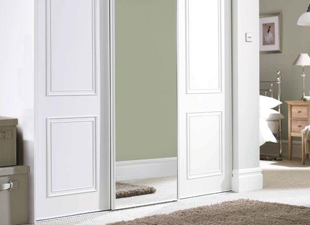 Sliding Wardrobe Doors Buying Guides Inspiration Wickes