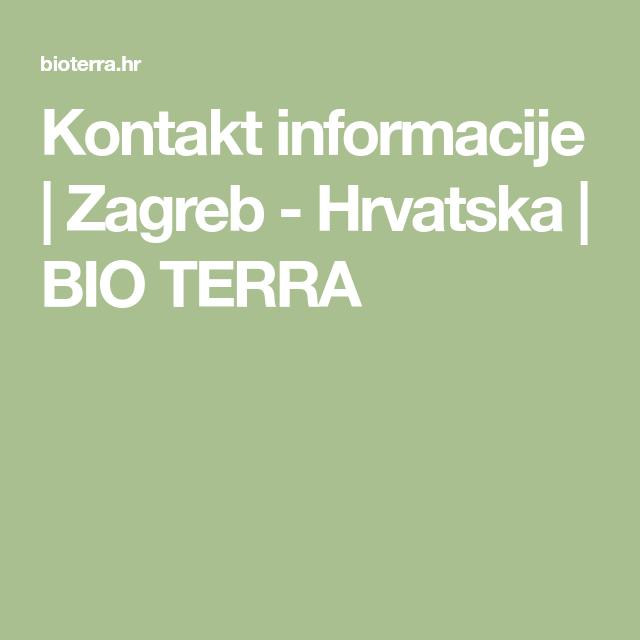 Kontakt Informacije Zagreb Hrvatska Bio Terra In 2020 Health Incoming Call Screenshot Incoming Call
