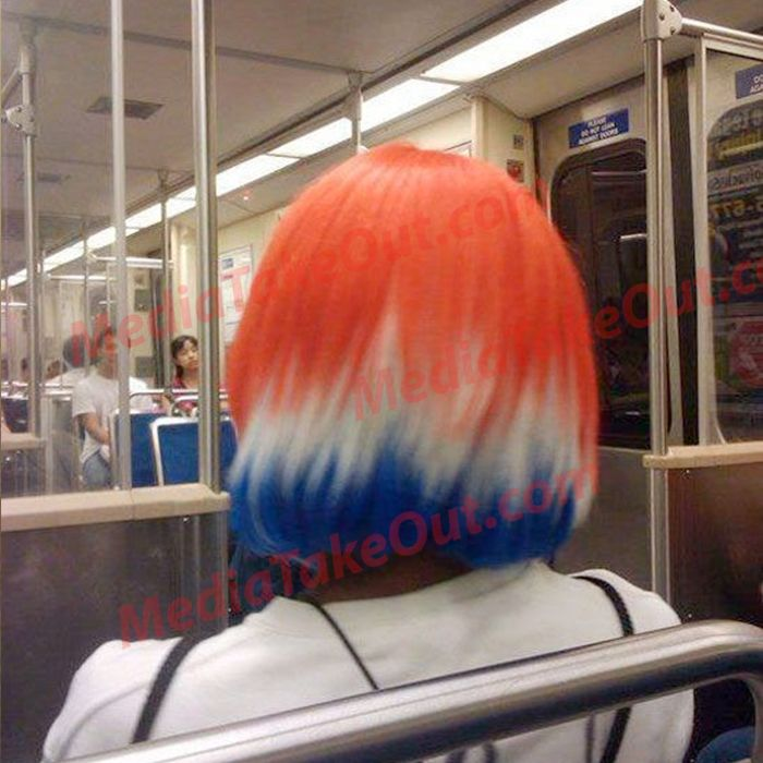 STAR SPANGLED RATCHETNESS!! In Honor Of JULY Fourth . . . We Give You Pics . . . Of the Most PATRIOTIC WEAVES Of 2015!!!