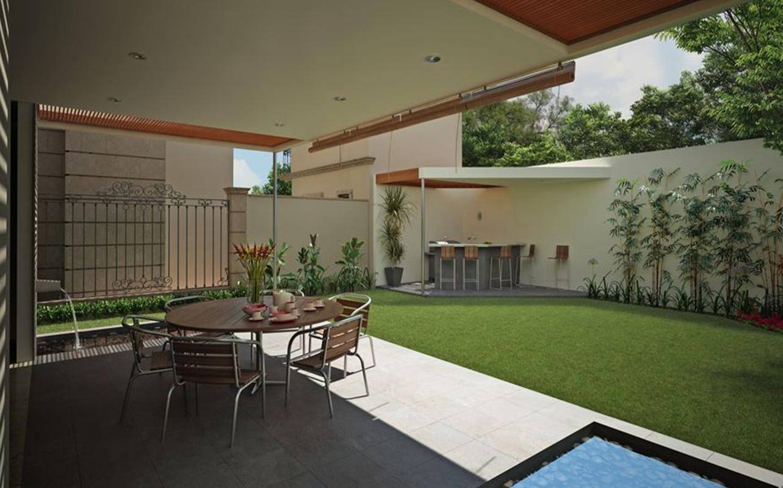 Casa Moderna Estilo Minimalista #casasminimalistasdeunaplanta ...