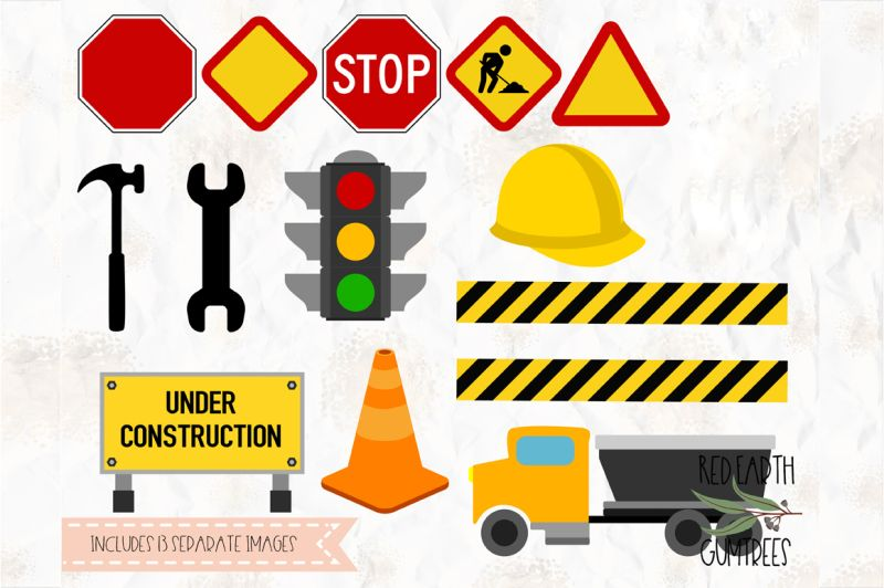 Free Under Construction Birthday Party Theme Svg Png Dxf Pdf Eps Craf Construction Theme Birthday Party Construction Birthday Construction Birthday Parties