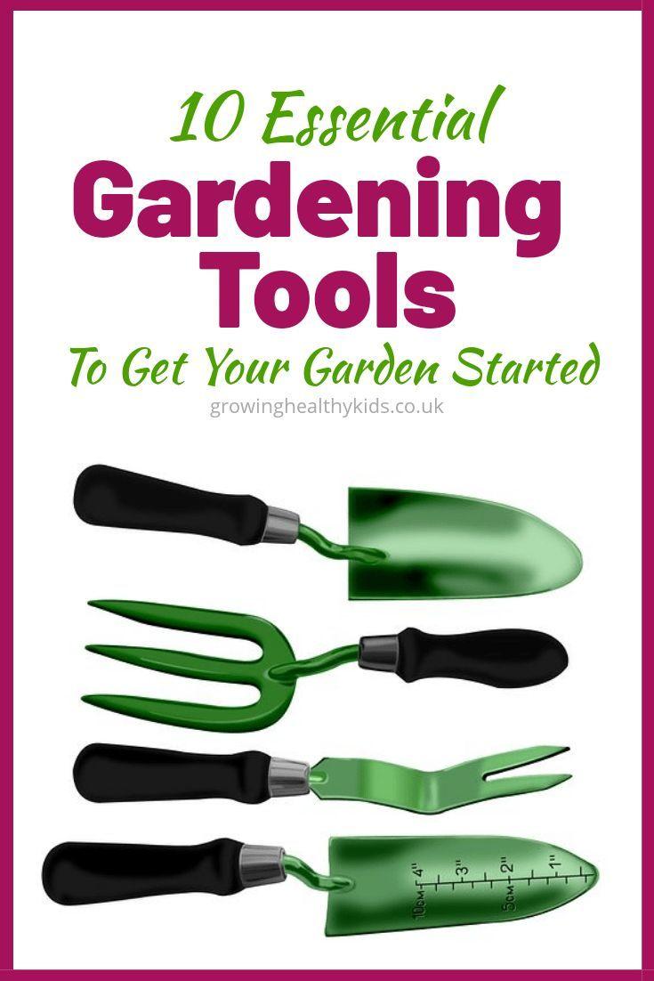 10 wichtige Dinge, die Sie in Ihr erstes Gartenwerkzeug-Set aufnehmen sollten,  #aufnehmen #d... #gardeningtools