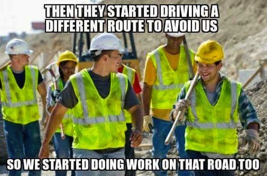 Construction Memes Google Search Construction Humor Funny