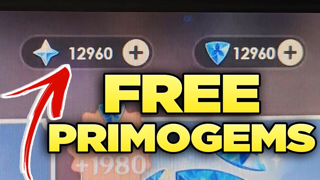 Genshin Impact Free Primogems Genesis Crystals Codes Pc Ps4 Androi Genesis Coding Crystals