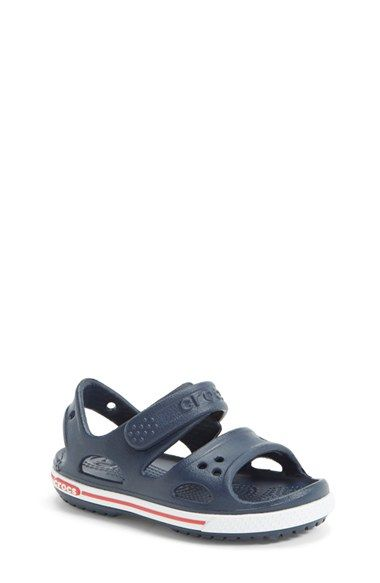 CROCS™ 'Crocband 2' Sandal (Baby, Walker, Toddler & Little Kid) | Nordstrom