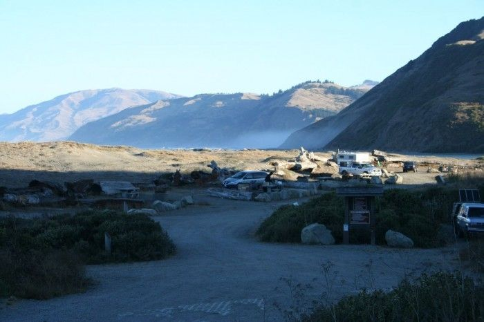 Mattole Campground, King Range National Conservation Area