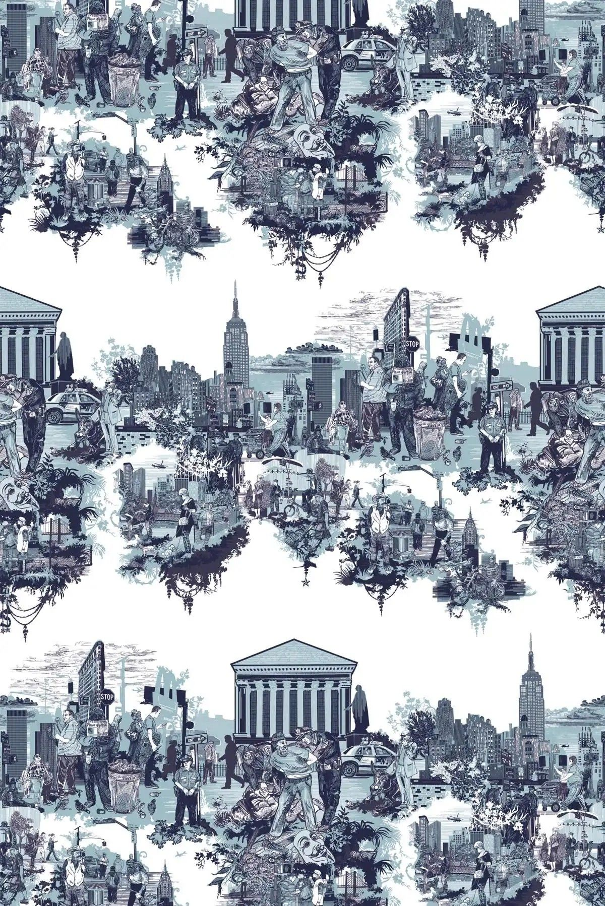 Pin by Webb & Gray on Cool upholstery fabrics Toile