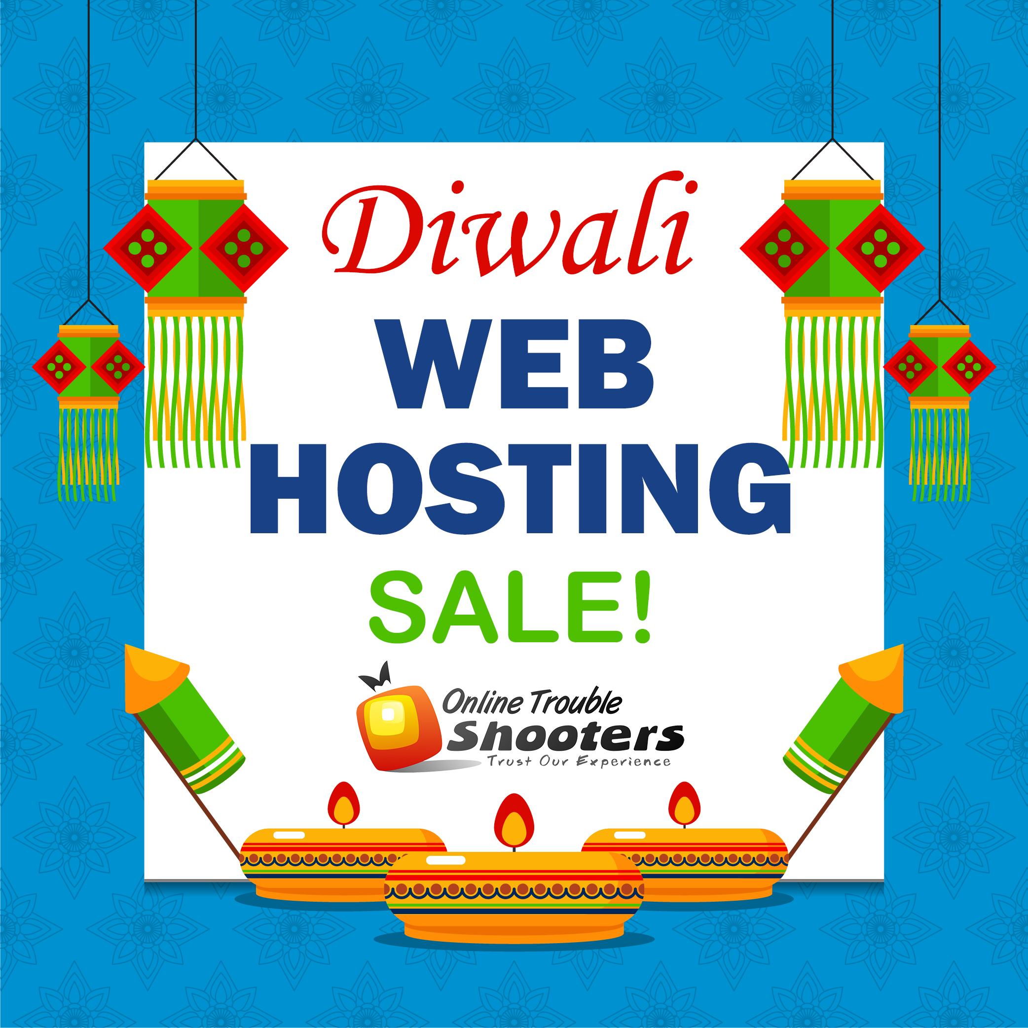 Special Discount On Webhosting Services Domainname