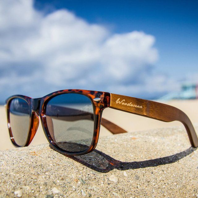 ee6545c548c Handmade Wooden Wayfarer by Woodwear. These are the ultimate cool sun  glasses. On my wish list for sure.