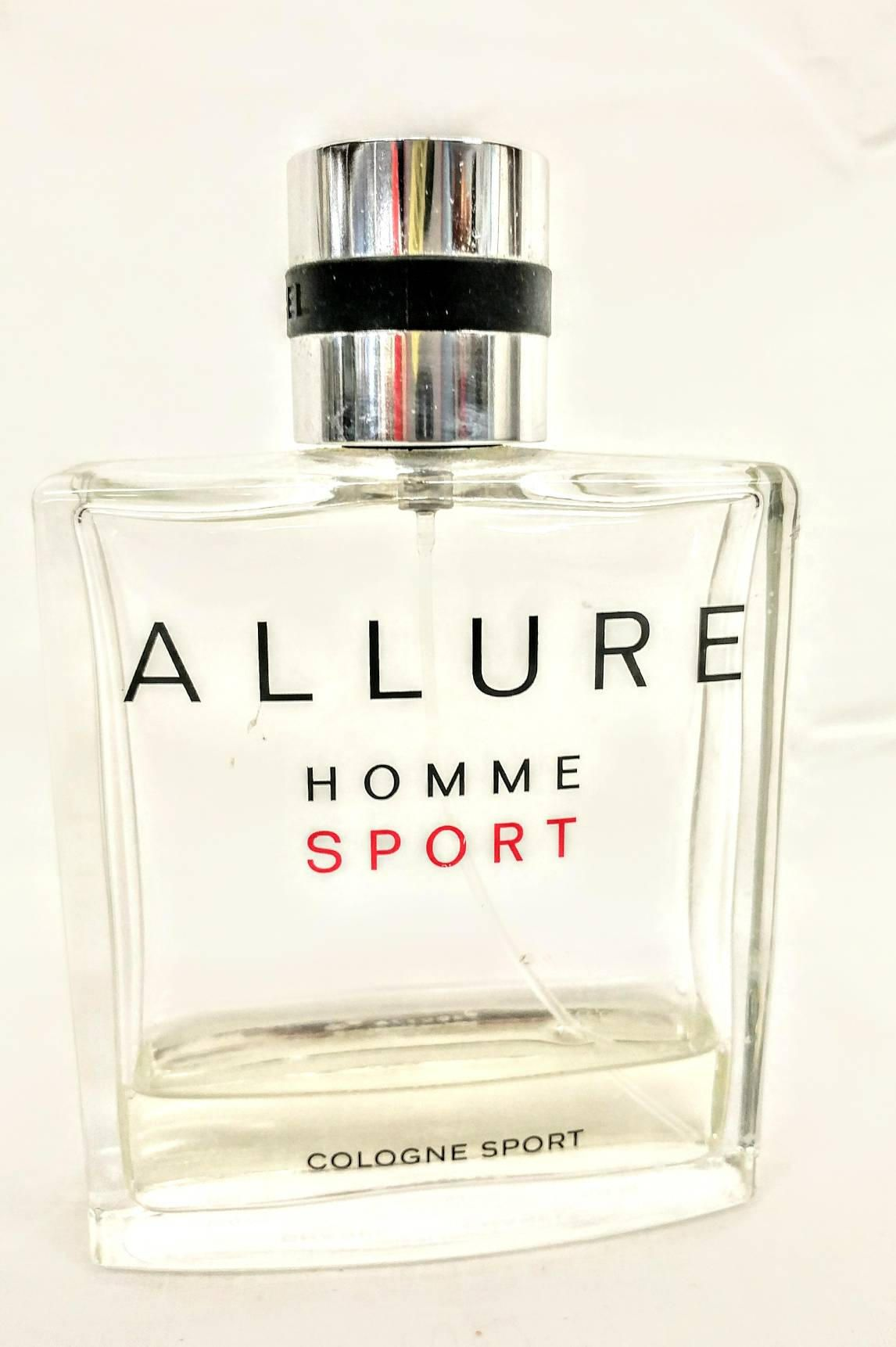 Allure Homme Sport Cologne Channel France Men 5 fl oz