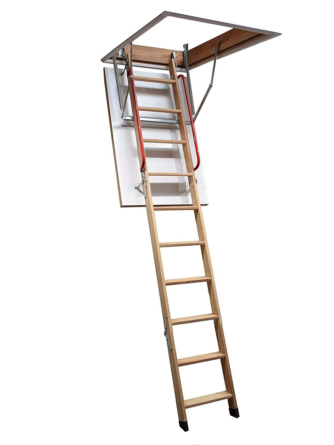 How To Build A Loft Ladder Like A Pro Loft Ladder Ladder Best Ladder