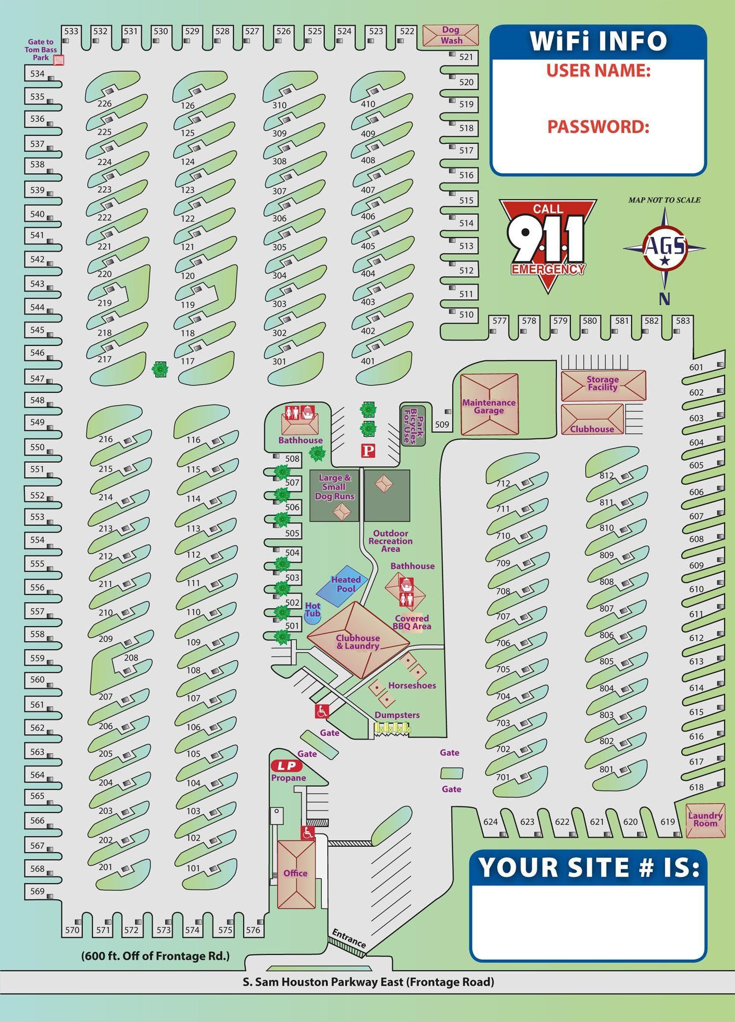 Rv Park Design Bing Images With Images Parking Design