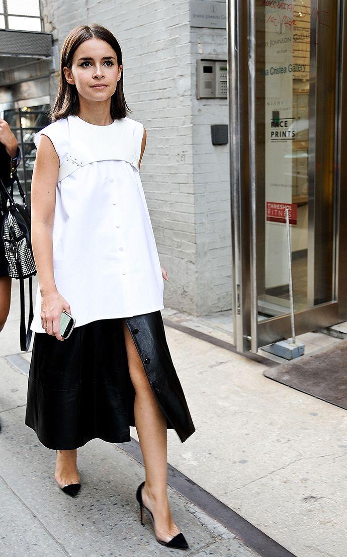 Неделя моды в Нью-Йорке SS14: streetstyle. Часть II (фото ...