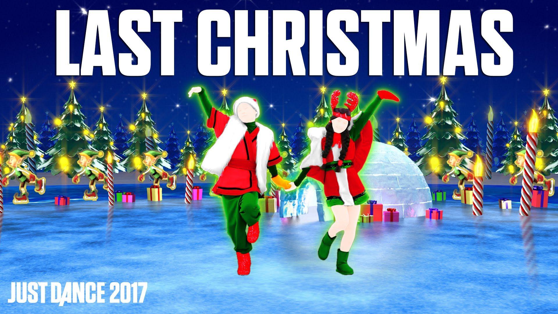 Santa Clones Last Christmas Just Dance 2017 Official ...