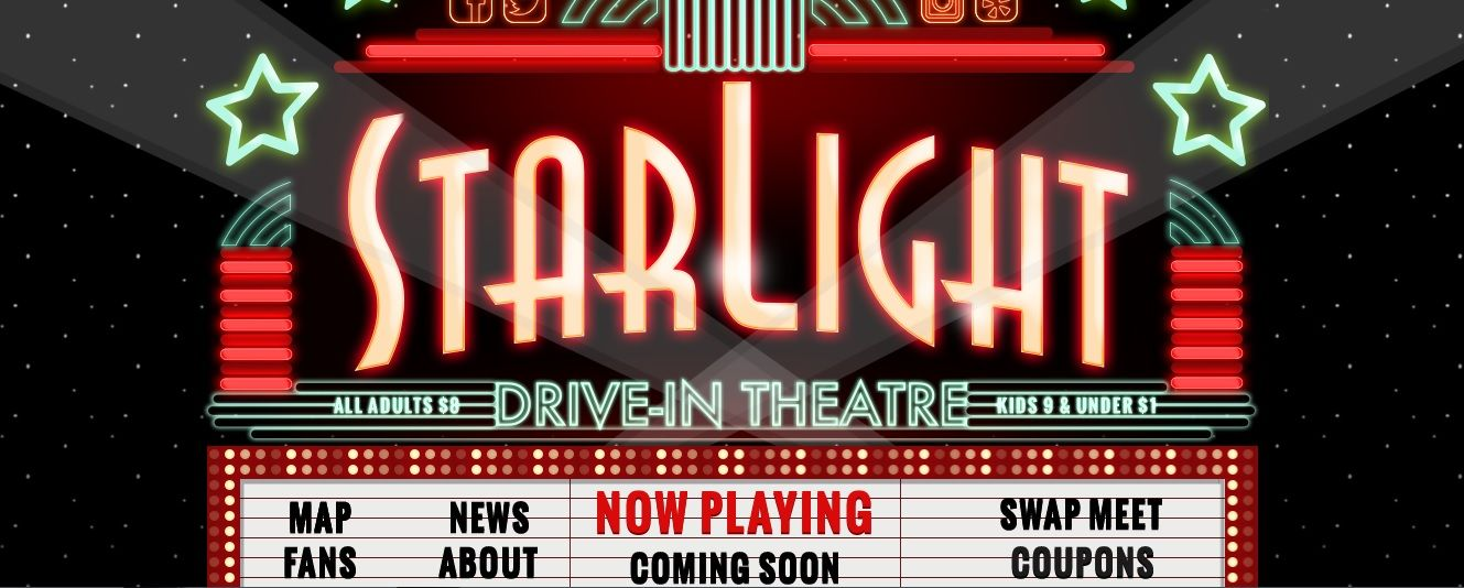 Did you know that Atlanta has a drivein? Drive in
