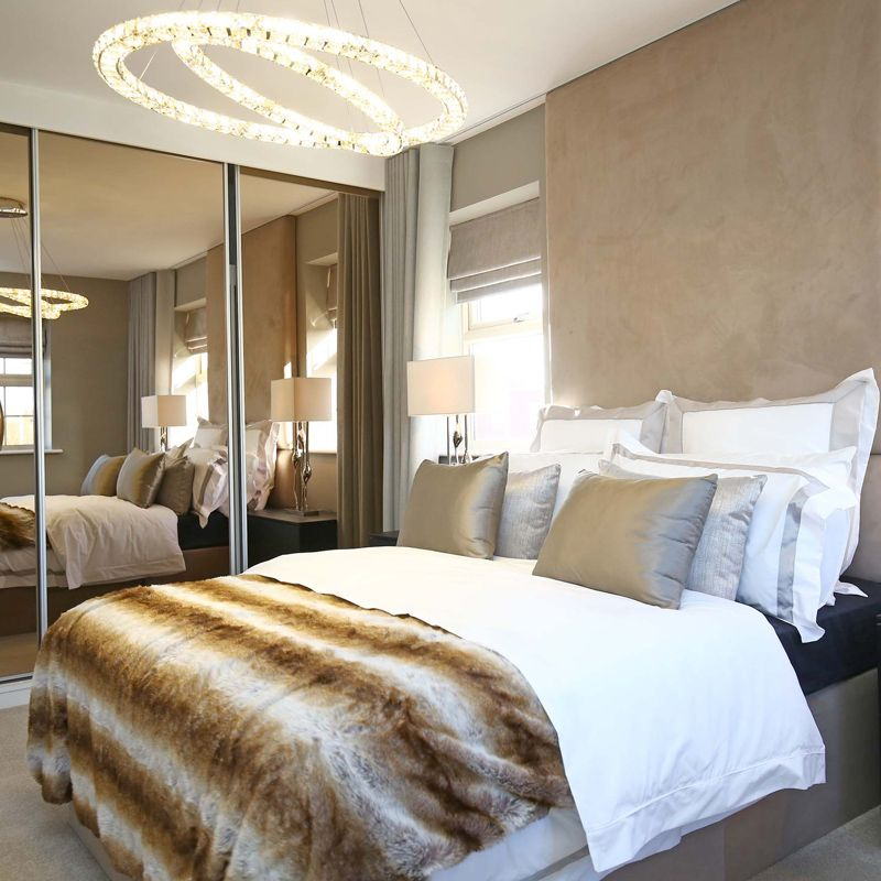 The Master Bedroom With Private En Suite Strata