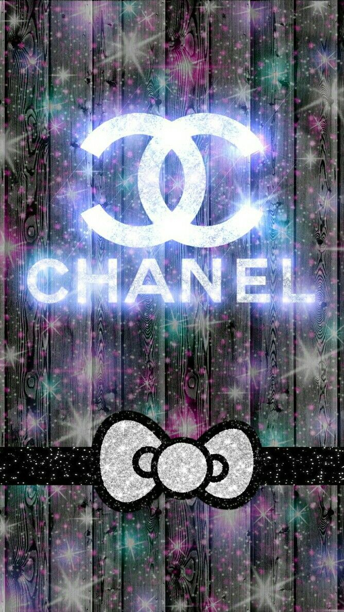 Chanel Created By Me Hello Kitty Wallpaper Kitty Wallpaper