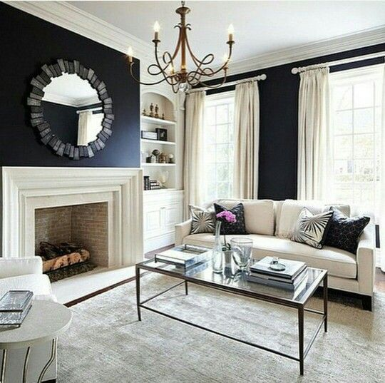 Living room goals