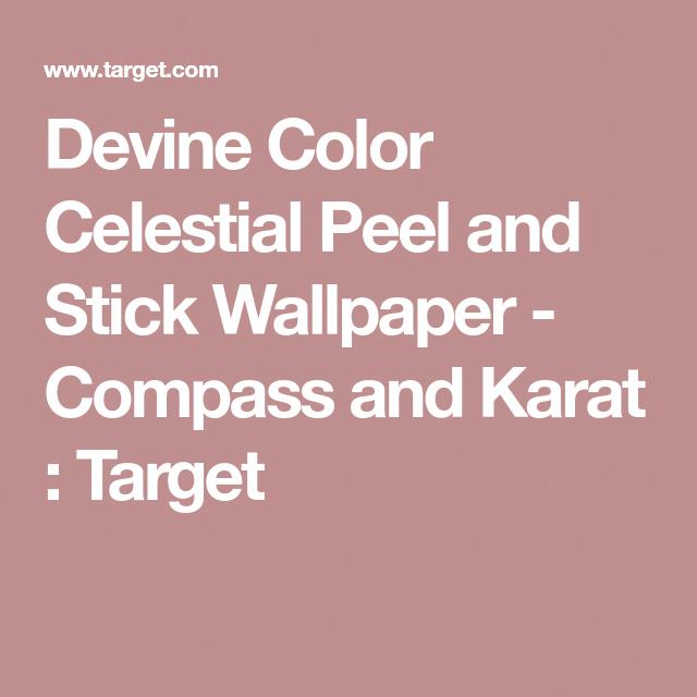 Celestial Peel Stick Wallpaper Navy Gold Opalhouse Peel And Stick Wallpaper Peel Cleaning Wipes