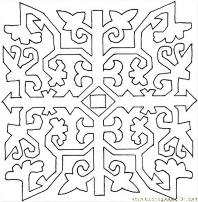 Printable Geometric Patterns | Pattern Coloring Sheets – Coloring ...