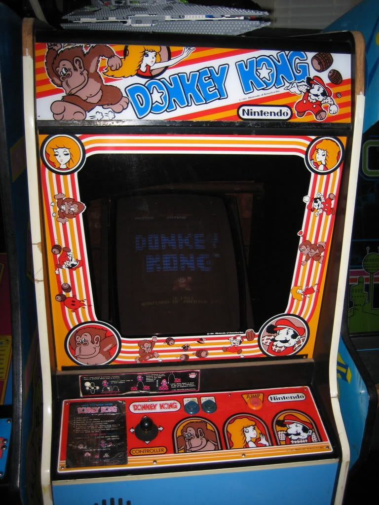 Classic Arcade Games Retro arcade games, Arcade games