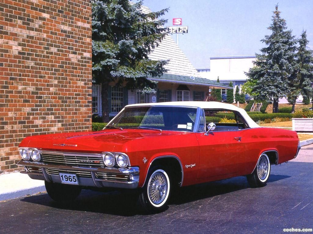 66 chevy impala ss convertible for sale fotograf a de chevrolet impala ss convertible de 1965