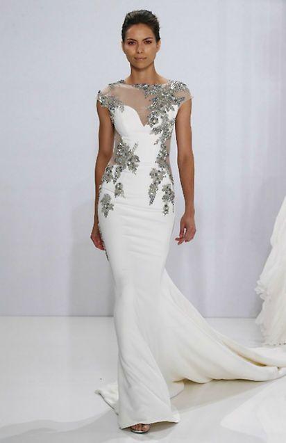 los vestidos de novia más bonitos de la new york bridal week | women