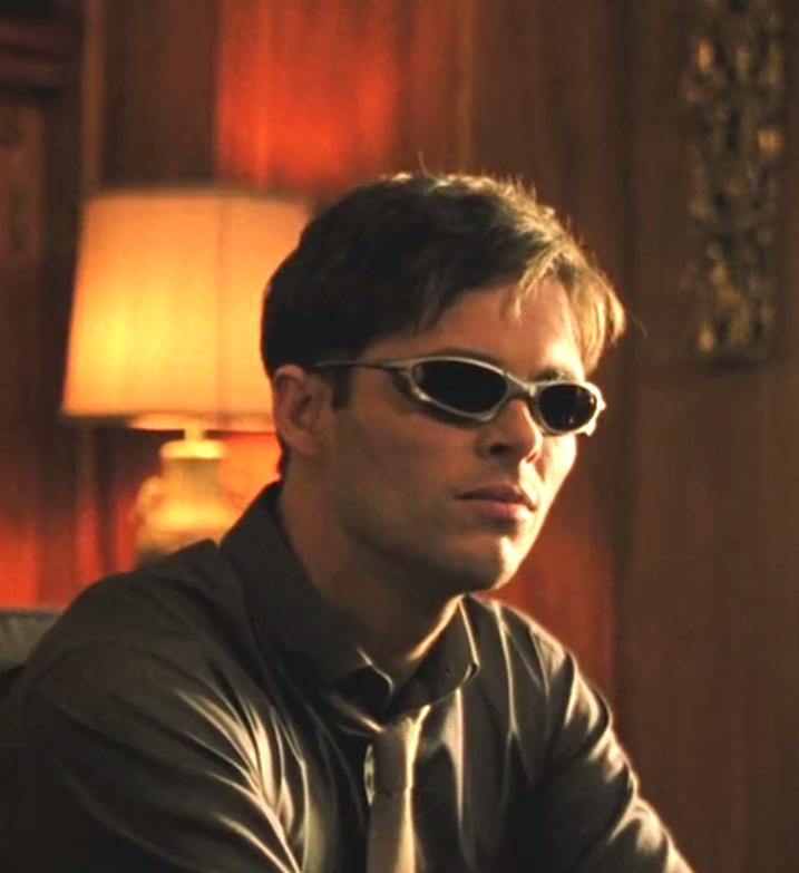 N 11 James Marsden As Scott Summers Cyclops X Men 2 United By Bryan Singer 2003 Bryan Singer Cyclops X Men X Men