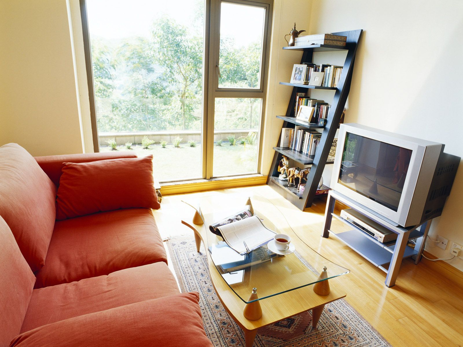 Cozy Living Room With TV Home Decor Pinterest