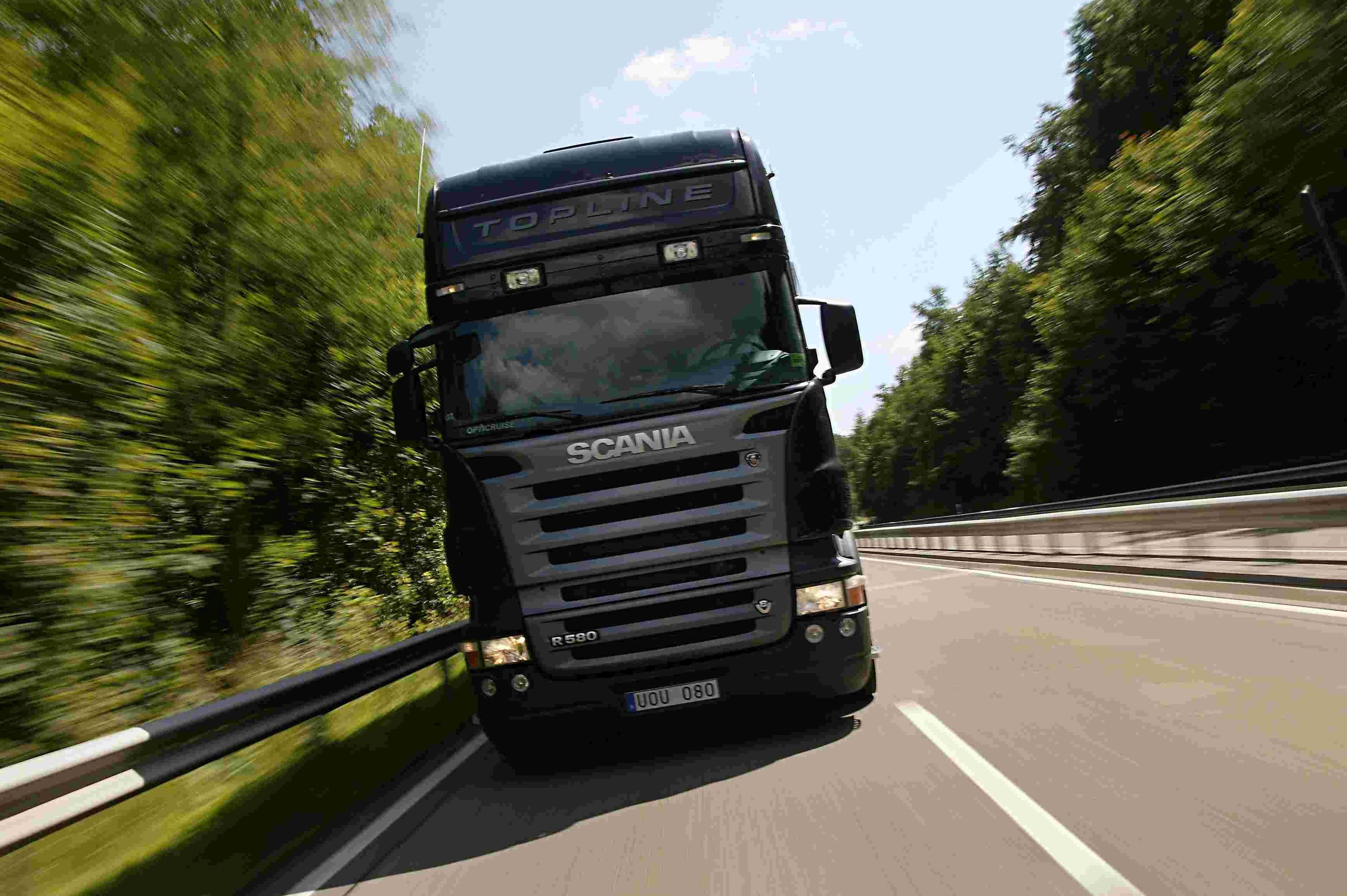 Scania Topline R