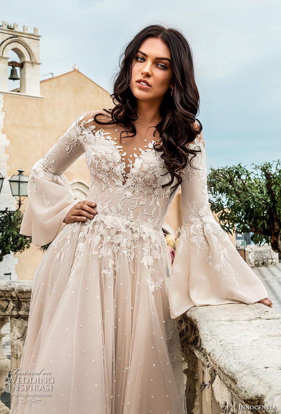 "Innocentia 2019 Wedding Dresses — ""Taormina"" Bridal Collection | Wedding Inspirasi"