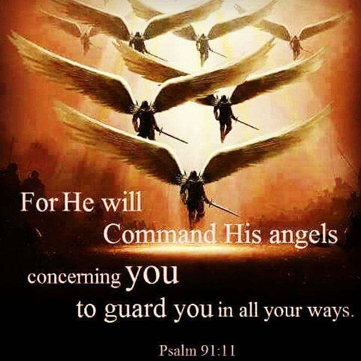 Sebab Malaikat Malaikat Nya Akan Diperintahkan Nya Kepadamu Untuk