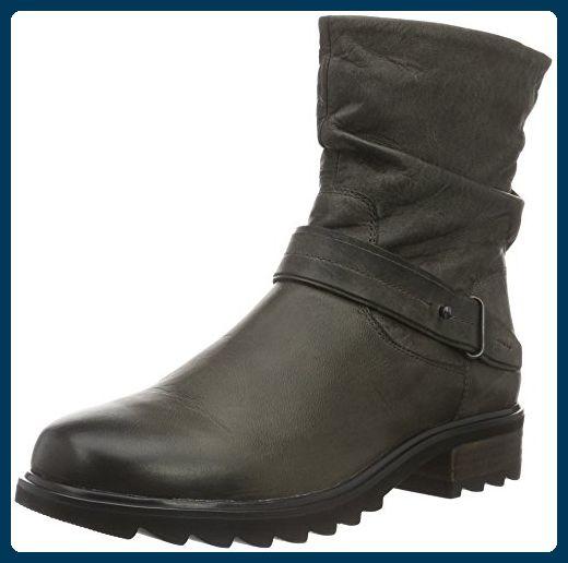 SPM Damen Blackfish Ankle Boot Biker, Grau (Dk Grey 006Dk