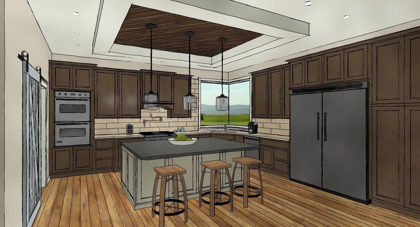 Kitchen Architects Chief Architect X8 Kitchen Demonstation
