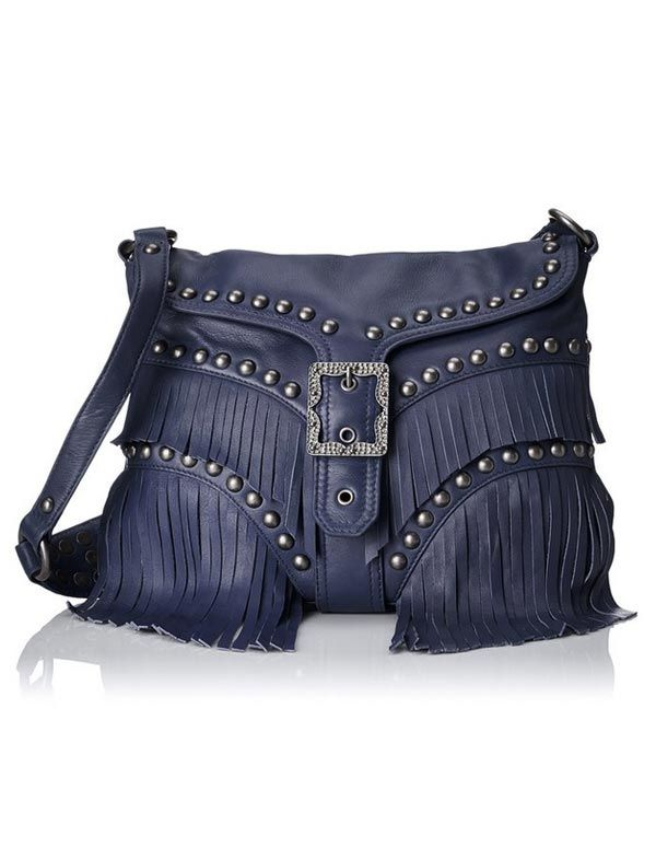 15df8ffb36df Ash Joni Convertible Indigo Crossbody | Bohemian | Pinterest | Cross ...