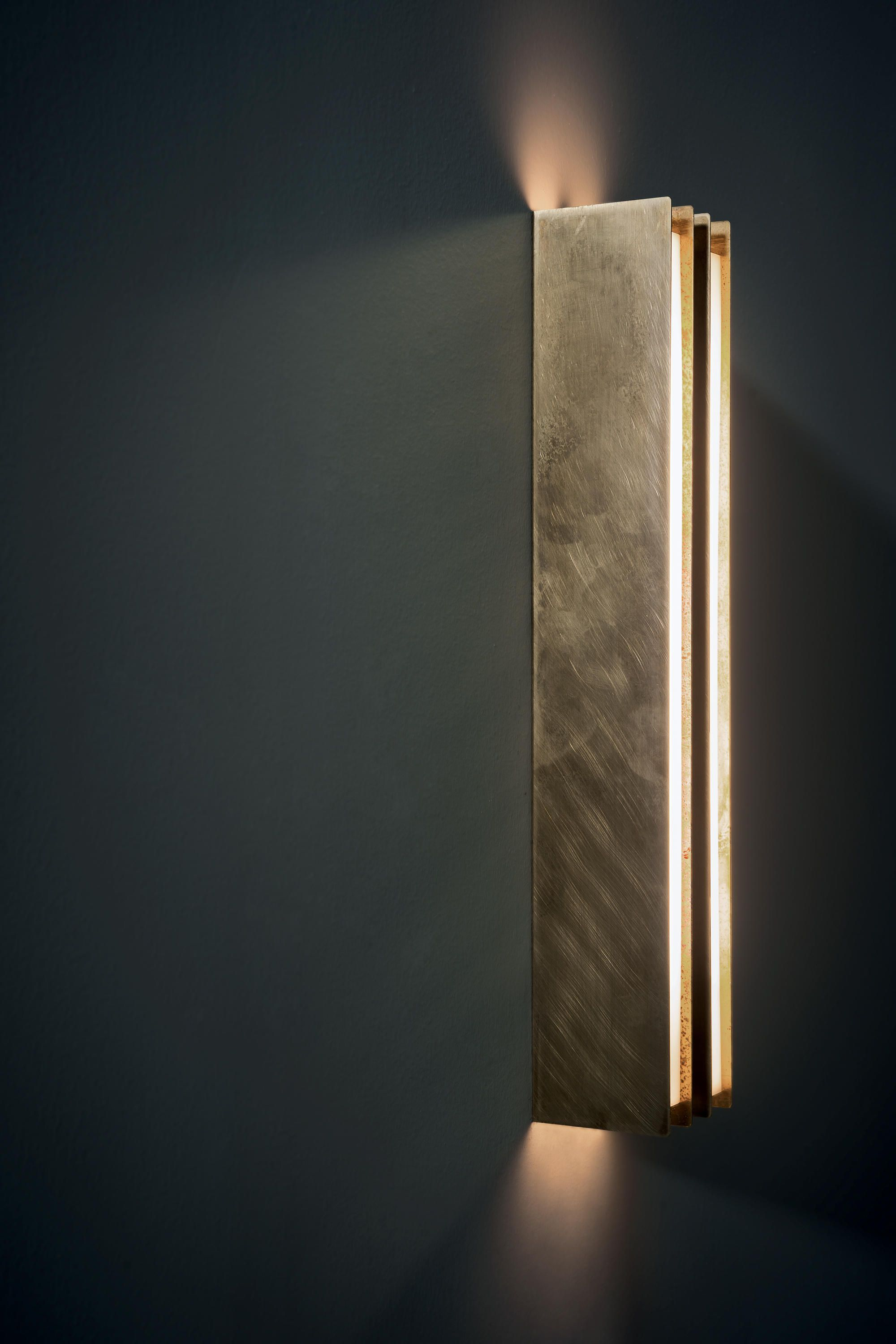 BLADE Wall lamp by Baxter | Wall lamp, Contemporary wall