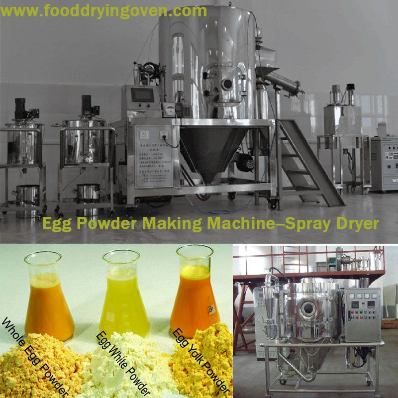 Egg Powder Machine Spray Dryer Email infofoodmachines