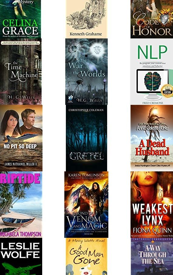 The Best Free Kindle Books 10/23/2018  4 Stars or better with 31 or