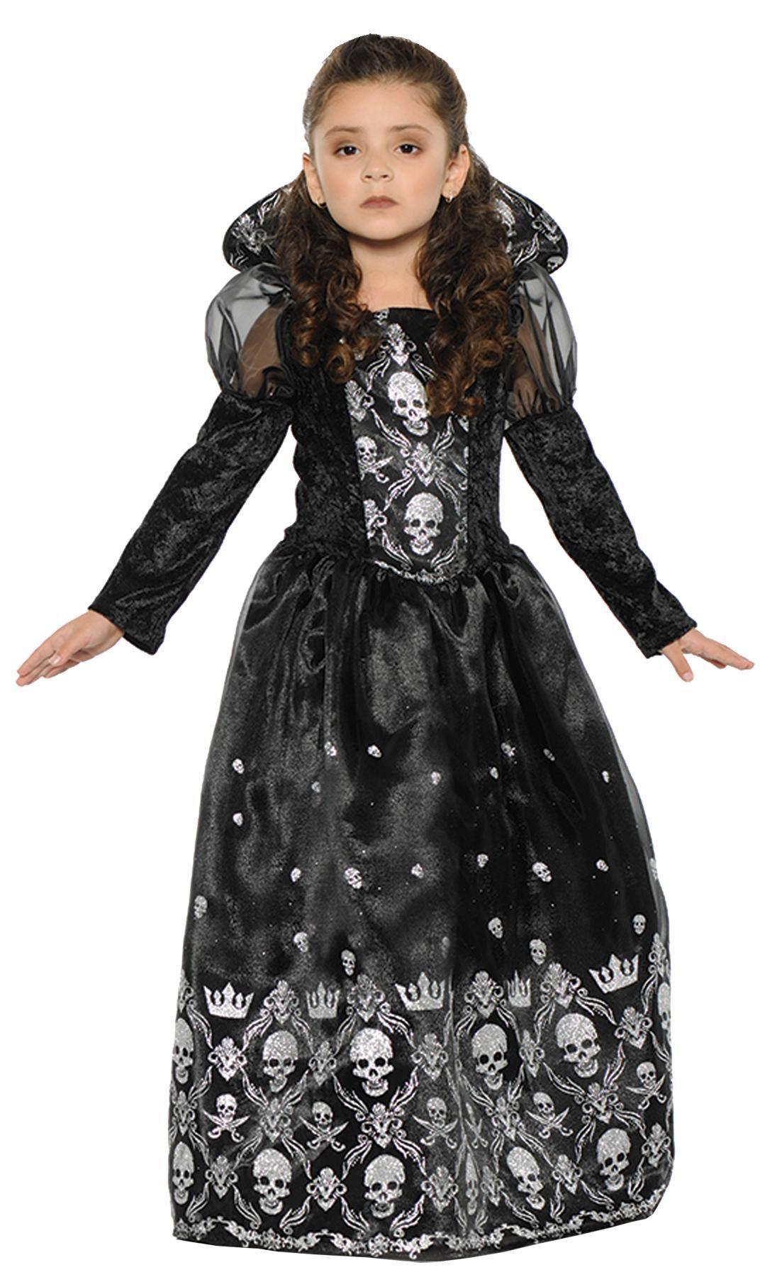 Dark Princess Child Large Halloween costumes for girls